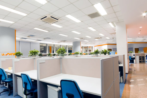 Office building design and layout services